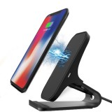 Dual coils fast charge wireless charging stand